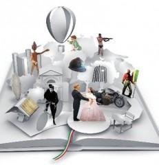 Salone del libro di torino, centocinquantesimo, centocinquanta grandi libri, unità d'italia