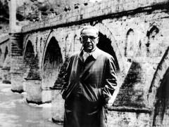 ivo andriç, visegrad, il ponte sulla drina