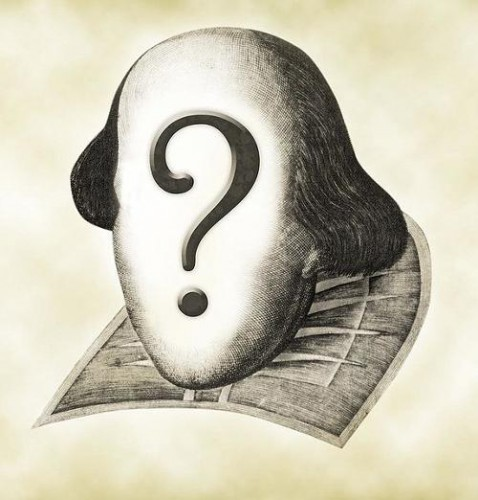 shakespeare, authorship question, vero autore