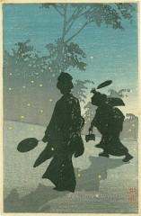 lucciole, eclissi, solstizio d'estate, ippolito nievo, attilio bertolucci, gerolamo fontanella, kobayashi issa, robert frost, corrado govoni