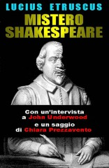christopher marlowe, william shakespeare, seamus heaney, lucius etruscus, questione del vero autore