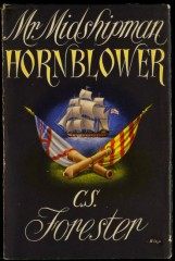 c. s. forester, hornblower, meridian, mr. midshipman hornblower