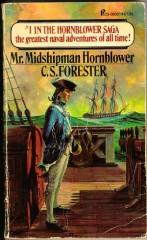 c. s. forester, hornblower, meridian, mr. midshipman hornblower