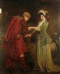 la dante, adotta una parola, bonnie prince charlie, sollevazioni giacobite