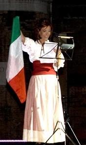 aninha, anita garibaldi, risorgimento, centocinquantesimo, unità d'italia, accademia campogalliani