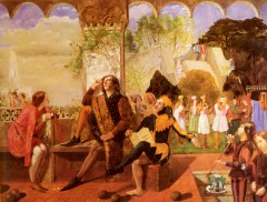 shakespeare, la dodicesima notte, epifania