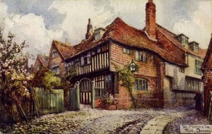 The Mermaid Inn - artistic impression