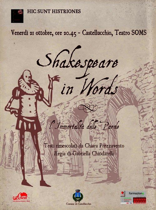 Shakespeare in Words a Castellucchio
