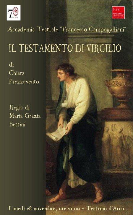 Il Testamento di Virgilio al d'Arco