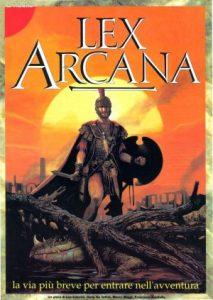 Lex Arcana Prima ed