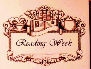 Reading Week