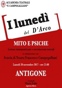 Mito e Psiche: Antigone