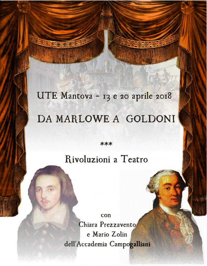 Rivoluzioni (Teatrali) a Venezia